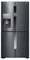 Samsung Black Stainless Steel Bottom Freezer Refrigerator
