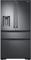 Samsung Black Stainless Steel Counter-Depth 4-Door Refrigerator