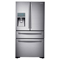 Samsung Counter Depth Stainless Bottom-Freezer Refrigerator