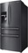 Samsung Black Stainless Steel 4-Door French Door Refrigerator