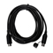 Rockford Fosgate 10 Foot Extension 5-Pin Mini DIN Cable