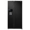 Samsung Black Side-By-Side Refrigerator