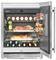 "Liebherr 24"" Stainless Steel Compact Refrigerator"