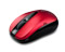Rapoo Red Wireless Optical Mouse