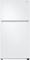 Samsung White Top Freezer Refrigerator