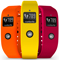 Runtastic Orbit Set1 Colored Wristbands