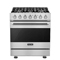 "Viking 30"" Stainless Steel Self-Clean Free Standing Gas Range"
