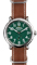 Shinola Runwell Stainless Steel Leather Strap Unisex Watch
