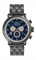 Shinola The Runwell Contrast Chrono 47MM Gunmetal Stainless Steel Mens Watch
