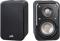 Polk Audio Signature S10 American HiFi Home Theater Black Compact Bookshelf Speakers