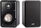 Polk Audio Signature S15 American HiFi Home Theater Walnut Compact Bookshelf Speakers