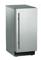 "Scotsman 15"" Outdoor Stainless Steel Brilliance Undercounter Gourmet Ice Machine"