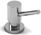 Riobel Chrome Modern Soap Dispenser