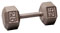 Body-Solid 25 lb Hex Dumbbell