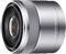 Sony  Silver E30 mm F3.5 Macro Lens