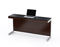 BDI Sequel 6002 Return Chocolate Stained Walnut Desk