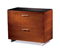BDI Sequel Cherry Lateral File Cabinet