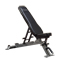 Body-Solid Pro Club-Line Flat/Incline/Decline Bench
