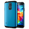 Spigen Samsung Galaxy S5 Electric Blue Slim Armor Case