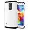 Spigen Samsung Galaxy S5 Shimmery White Slim Armor Case