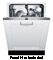 "Bosch 24"" Panel Ready Dishwasher"