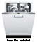 "Bosch 300 Series 24"" Panel Ready Dishwasher"