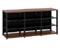 Salamander Designs Dark Cherry Core Module Synergy System AV Cabinet