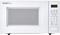 Sharp White Countertop Microwave
