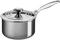 Le Creuset 3 Qt. Stainless Steel Saucepan
