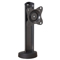 Chief Secure Small Bolt-Down Black Table Stand