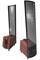 Martin Logan Reserve ESL Series Summit X Dark Cherry Loudspeakers