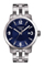 Tissot PRC 200 Blue Dial Quartz Mens Sport Watch