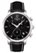 Tissot Black Dial Tradition Chronograph Mens Watch