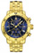 Tissot PRS 200 Blue Dial Mens Sport Watch