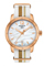 Tissot Quickster Rose Gold And White Quartz Unisex Watch