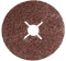 "Bosch Tools 25 Piece 4-1/2"" 24 Grit Abrasive Sanding Discs"