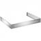 "Bertazzoni 30"" Stainless Steel Toekick Panel"