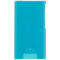 Simplism Blue Silicon Case Set for iPod Nano 7 Gen.