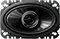 """Pioneer G-Series 4x6"""" Coaxial 2-Way Speakers"""