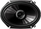 "Pioneer G-Series 6x8"" Coaxial 2-Way Speakers"