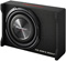 """Pioneer 12"""" Shallow-Mount Pre-Loaded Enclosure"""