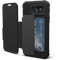 Urban Armor Gear Galaxy S6 Black Scout Folio Case