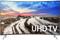 "Samsung 65"" Silver UHD 4K HDR Curved LED Smart HDTV"