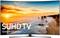 """Samsung 88"""" Black Curved LED SUHD 4K Smart HDTV"""