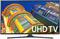 """Samsung 65"""" Black UHD 4K LED Smart HDTV"""
