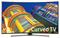 """Samsung 49"""" Black LED UHD 4K Curved Smart HDTV"""
