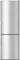 Whirlpool Stainless Steel Counter Depth Bottom-Freezer Refrigerator