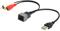Pac Audio Nissan OEM USB Port Retention Cable