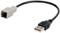 Pac Audio Toyota OEM USB Port Retention Cable