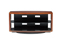 BDI Valera 9724 Cherry 3-Shelf TV Stand